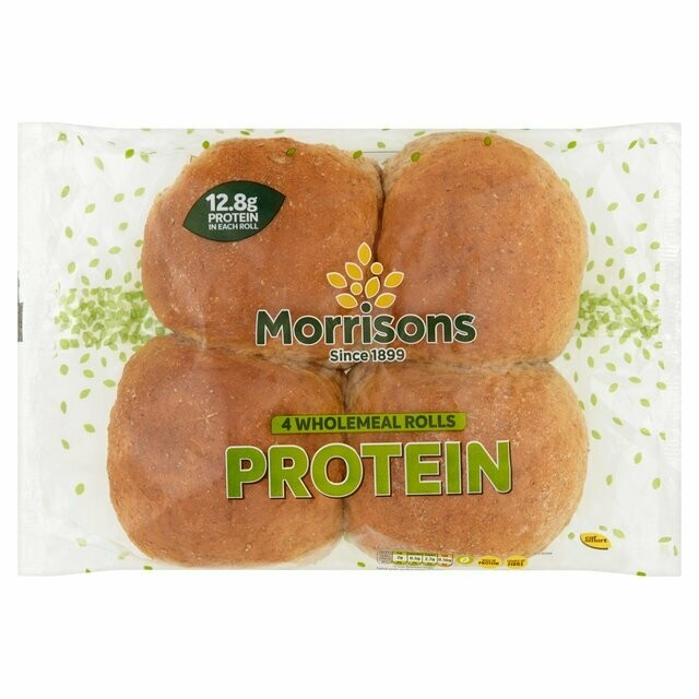 Morrison High Protein Rolls