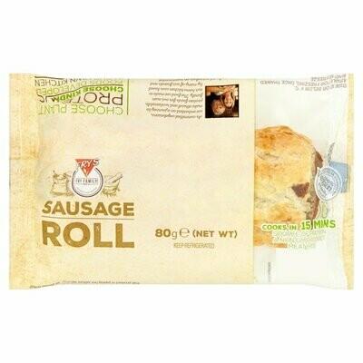 Fry's Vegan Sausage Roll 100g