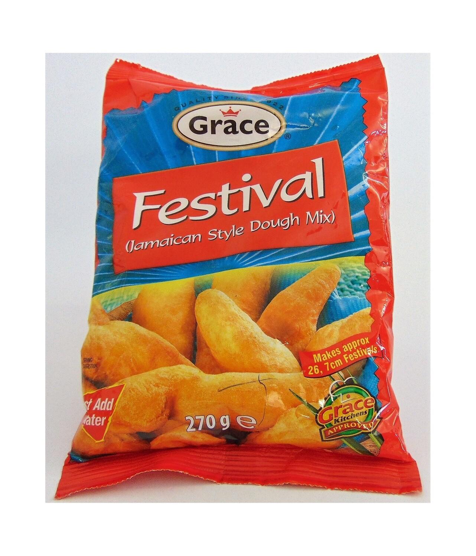 Grace Festival Jamaican Style Dough Mix