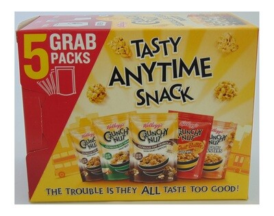 Kellogg's Crunchy Nut : Variety Pack