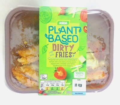 ASDA Plant Based Dirty Fries
