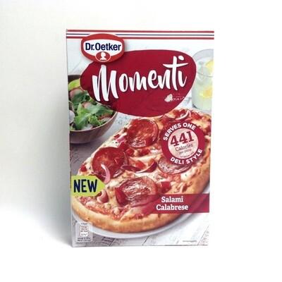 Dr Oetker Momenti Salami Calabrese Pizza