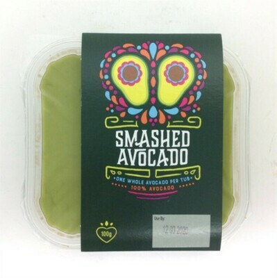 The Mexican Deli Smashed Avocado