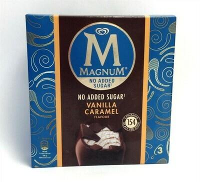 Magnum No Added Sugar Vanilla Caramel Ice Cream