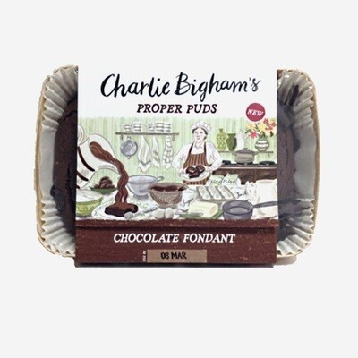 Charlie Bigham's Proper Puds Chocolate Fondant