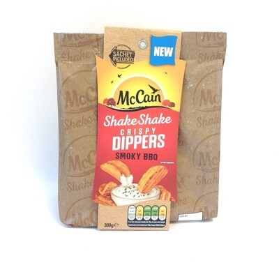 McCain Shake Shake Crispy Dippers: Smoky BBQ