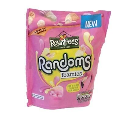 Rowntrees Ramdoms Foamies