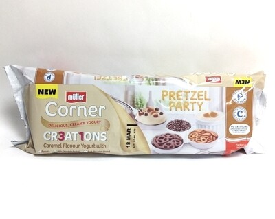 Muller Corner Creations Pretzel Party