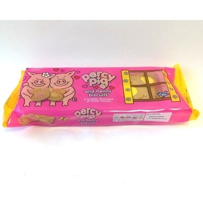 Percy Pig and Penny Biscuits