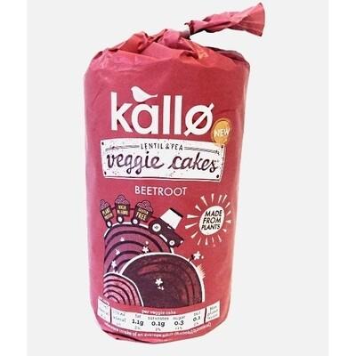 Kallo Beetrooot Veggie Cake