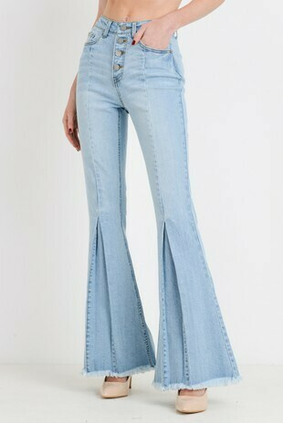 AAC- $59.00 Black Label High Waist Flare Jeans