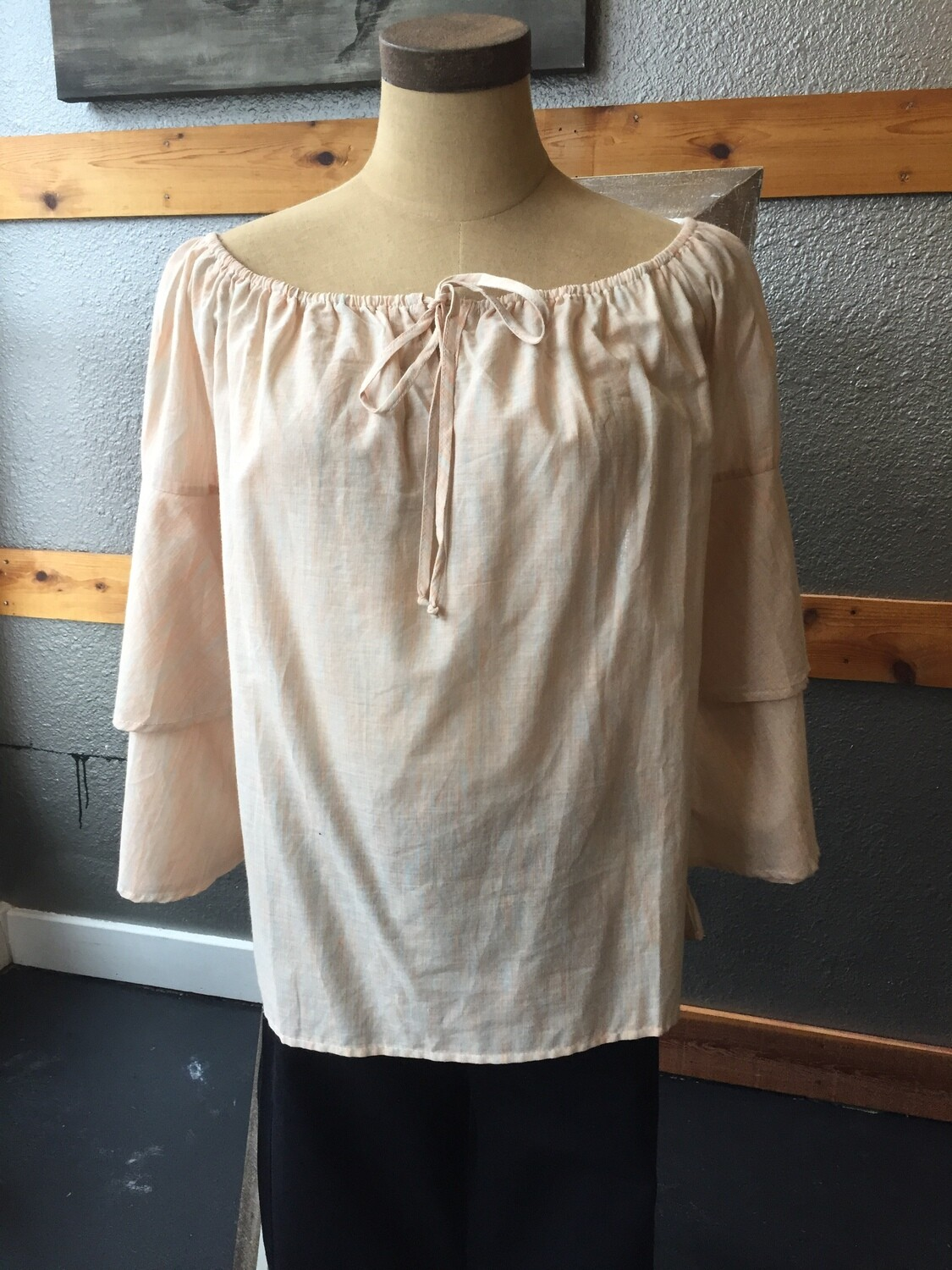 AAC- Bell Sleeve Blouse