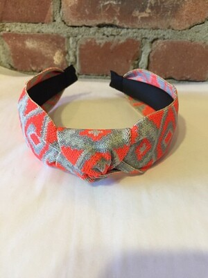 AAC- Knotted Pattern Headband