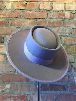 AAC - Lavendar - Olive & Pique Wool Hat
