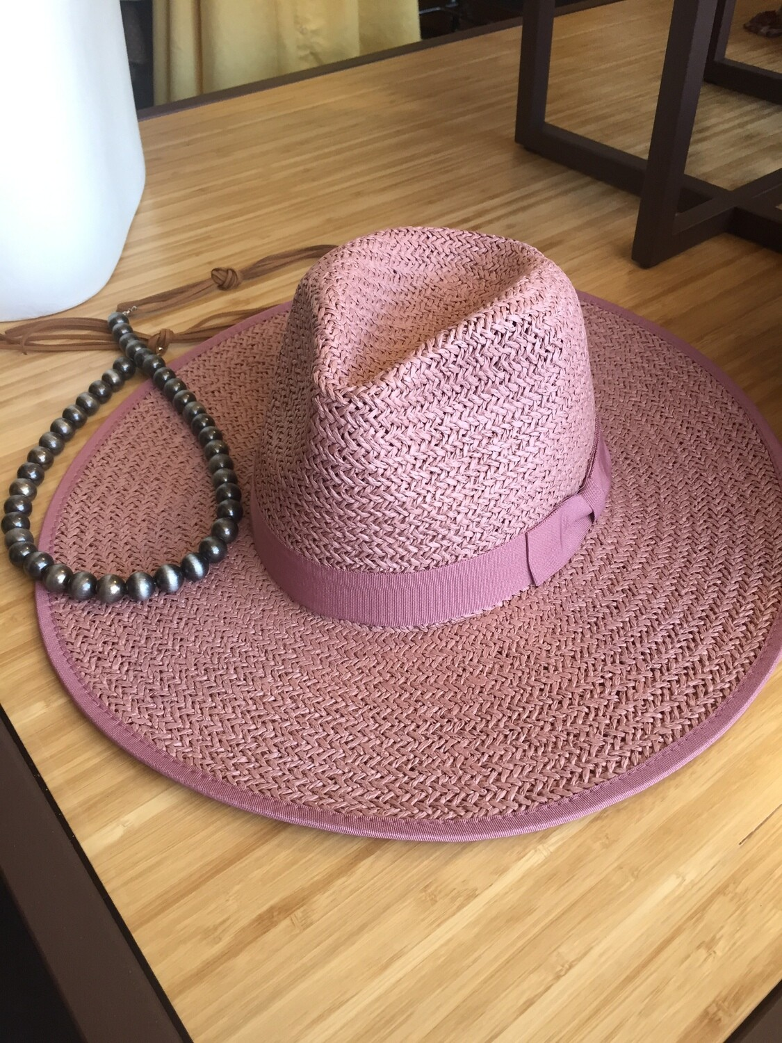 AAC - $45.99  Best Seller Wide Brim Straw Hat!