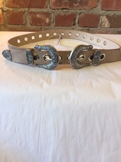 AAC - Double Buckle Belt with Grommets