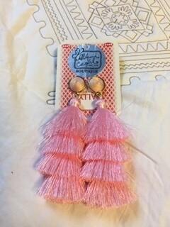 AAC - Tickle Me Pink Earrings