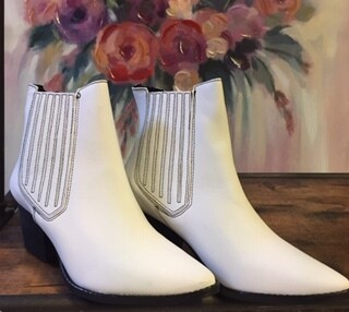 AAC - Great White Booties