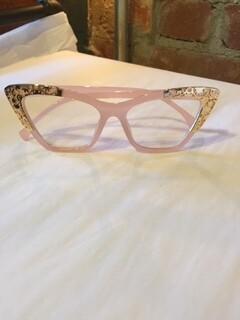 AAC - Looking Fancy in Pink - (Blue Light Glasses)