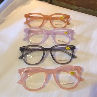 AAC - Modern Assorted Reading Glasses