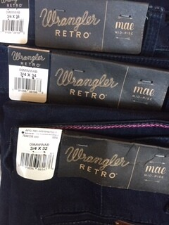 AAC - Wrangler Mae Trousers