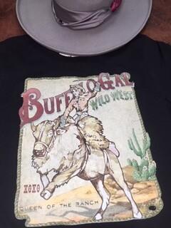 AAC - Buffalo Gal - Tee Shirt