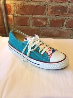 AAC - Barbosa Sneakers - Party On My Feet  Lace Up