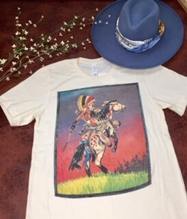AAC - The Warrior - Tee Shirt