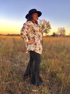 AAC - Cowboy Print Western Shirt