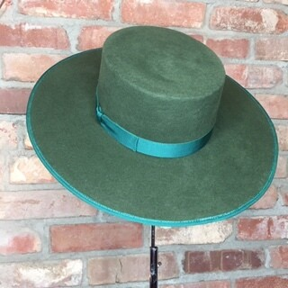 AAC - Olive Gambler Style Hat