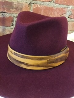 AAC - Tan Hat Band