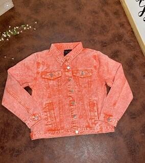 AAC - We Speak Orange - Denim Jacket