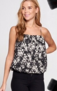 AAC - Never Be The Same - Adjustable Strap Top