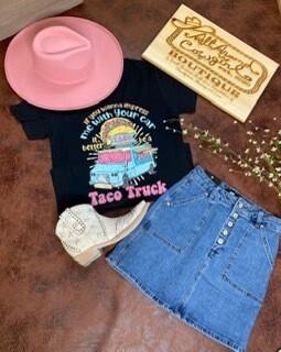 AAC - Taco Truck - T-Shirt