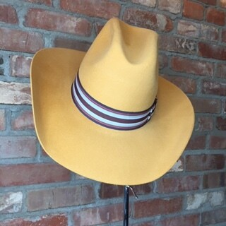 AAC - Let's Get Bent - Wheat Bailey Hat
