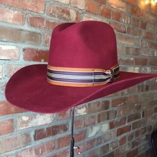 AAC - Let's Get Bent - Burgandy Bailey Hat