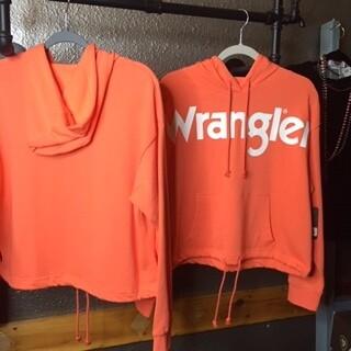 AAC - Wrangler Orange Hoodie - Wrangler