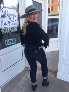 AAC - Wrangler Retro Skinny Jeans