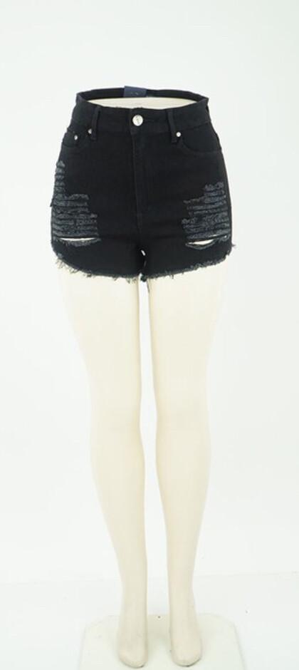 AAC - Style Like A Rockstar! - High Waist Shorts