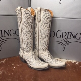 AAC - Madona - Leather Boot - by Old Gringo Boots