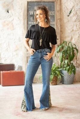AAC - On The Prowl - Bell Bottom Jeans Plus
