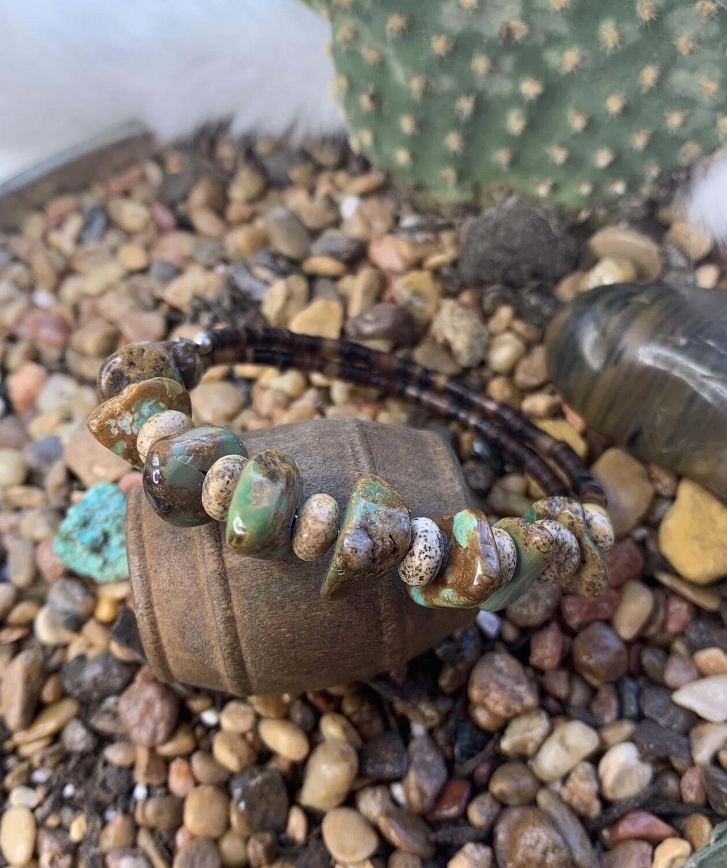 AAC - Wrap Around Turquoise Bracelet