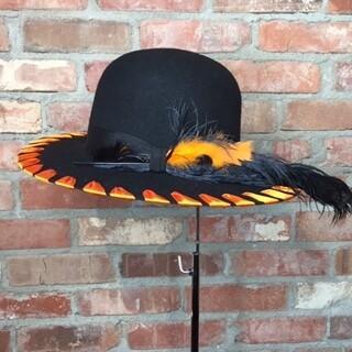 AAC - GO POKES - Wool Felt Hat