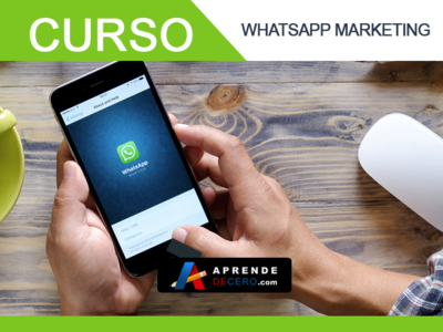 Curso Whatsapp Marketing Digítal - Aprende de Cero