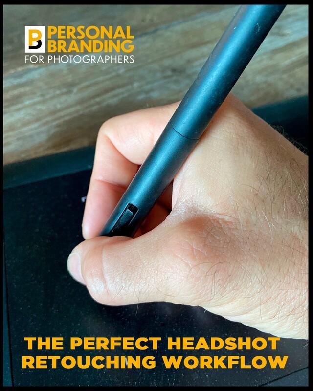 The Perfect Headshot Retouching Workflow