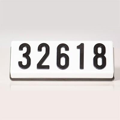 PLHN3 - Complete Address Sign - 3