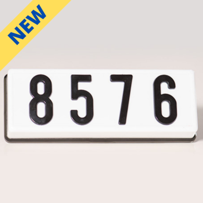PLHN3LED - LED Complete Address Sign - 3