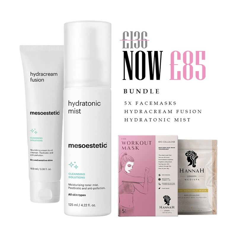 The Hannah London Skincare Bundle (3 Products)
