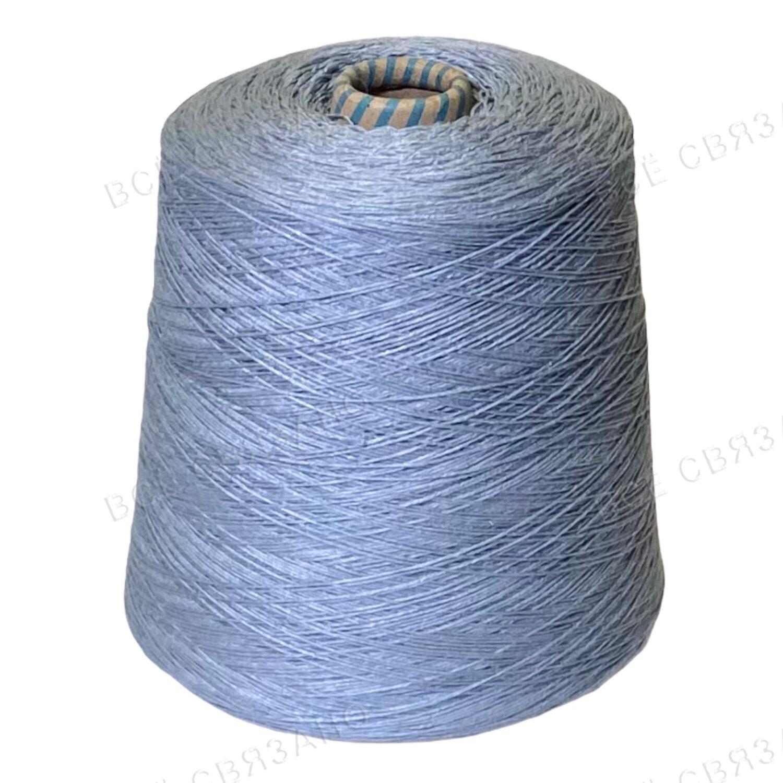 Tory, Filati Burati,  40% вискоза 50% шелк 10% лен, Blue, 500м