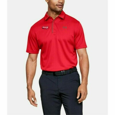 Rugged Outfitters - Under Armour Men's Tech Polo - Available in 3 colors.